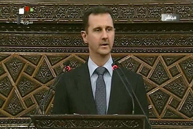 Vakarai prašo Rusijos suteikti prieglobstį al Assadui