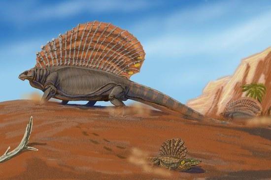 Dinozaurai galėjo būti šiltakraujai, teigia mokslininkai