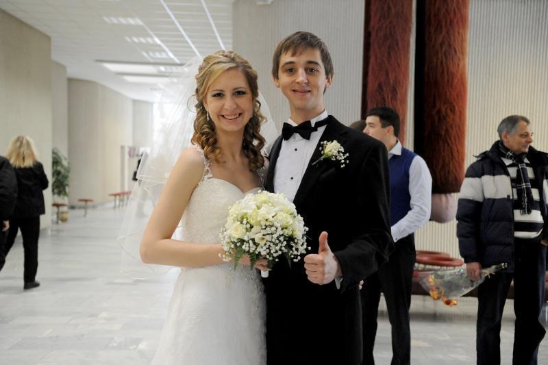 12.12.12: Vilniaus Santuokų rūmus užplūdo net užsieniečiai