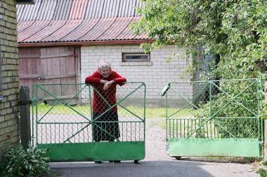 Vieniši seneliai rūpi tik dešimtadaliui lietuvių