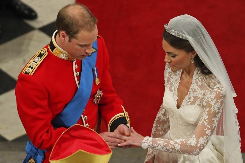 Didžiosios Britanijos princas Williamas ir Kate laukiasi įpėdinio