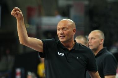 R.Butautas: privalau palikti komandą