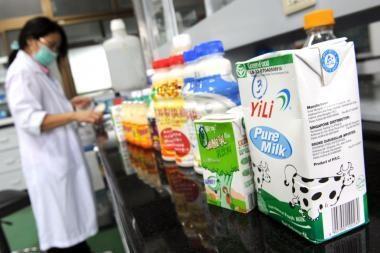 Stiprinama iš Kinijos įvežamų produktų kontrolė