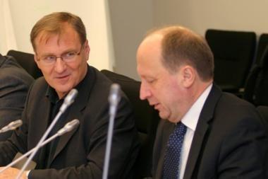 A.Čaplikas neketina atsiimti atsistatydinimo pareiškimo