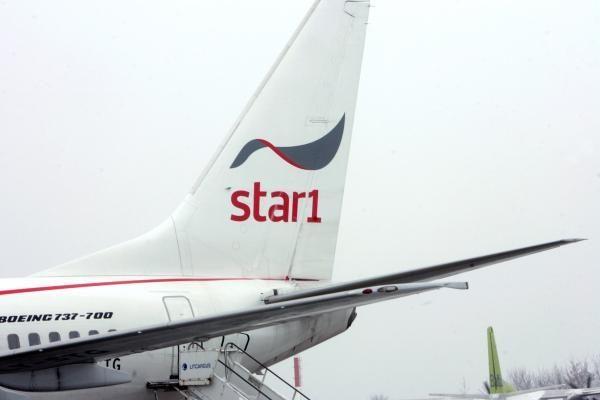 """""""Star1 Airlines"""" skrydžius vykdys dviem orlaiviais"""