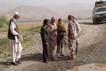 Vietiniai smerkia padažnėjusius išpuolius prieš lietuvių karius Afganistane, sako JAV pareigūnas