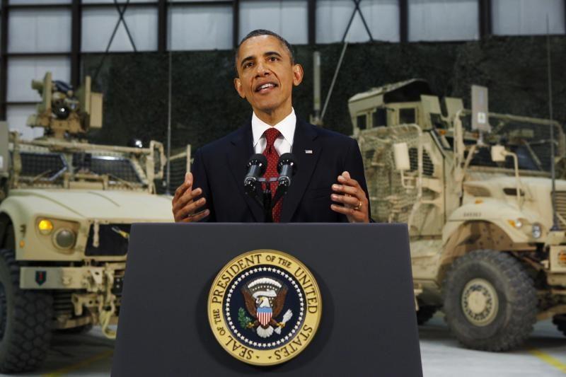 Užsienio gyventojai yra linkę labiau simpatizuoti B. Obamai