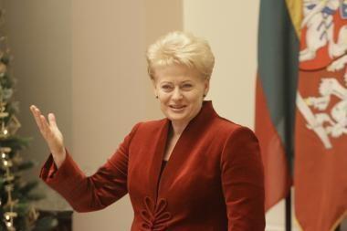Prezidentė: diplomatijos uždavinys – atverti Lietuvai naujas galimybes
