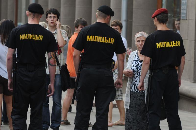 "Į Minską atvykęs ""Vesna"" aktyvistas A.Stefanovičius grėsmės nejaučia"
