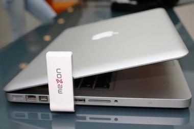 """Apple"" kompiuterių gerbėjams - 4G internetas MEZON"