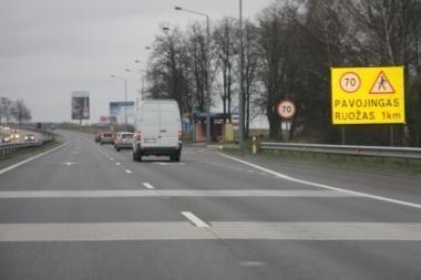 Policija griežtins eismo kontrolę