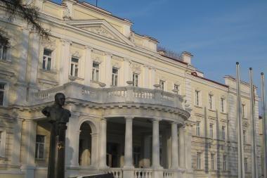 KAM Pajėgumų ir ginkluotės generaliniu direktoriumi paskirtas G.Zenkevičius