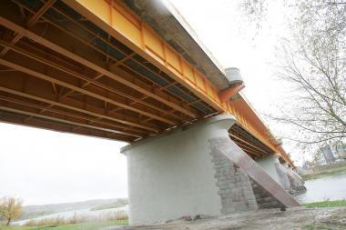 Atidarius tiltą keisis visuomeninio transporto maršrutai