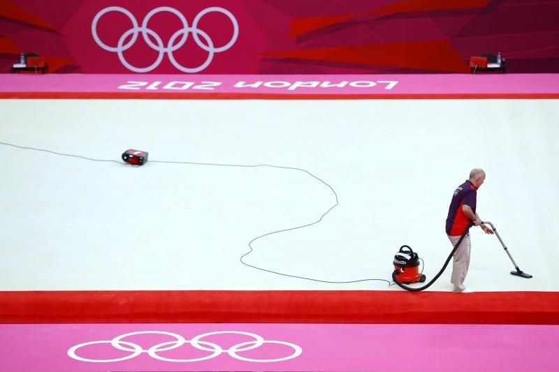 L.Švilpaitė olimpiadoje liko tik penkiasdešimta