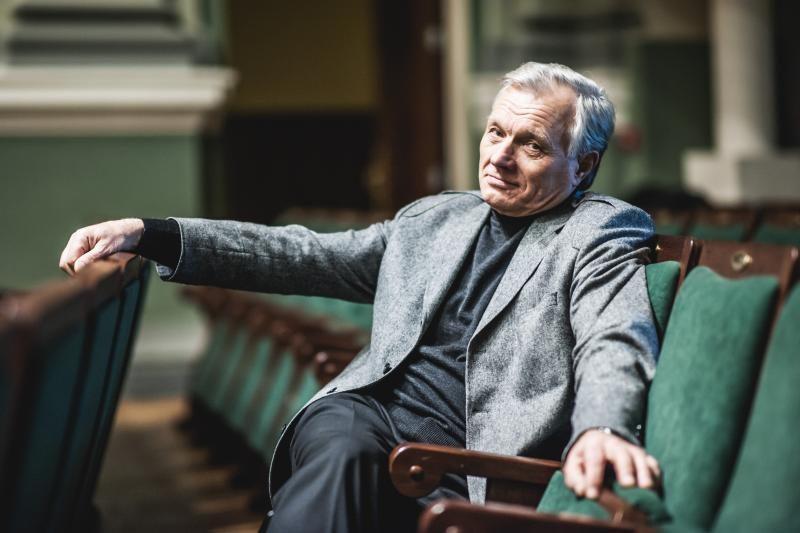 Dirigentui P. Bingeliui – Kultūros ministerijos garbės ženklas