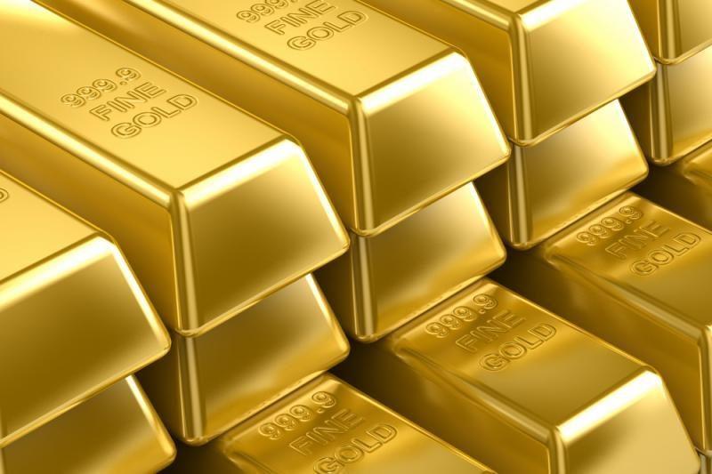 Latvija aukso turi daugiau nei Lietuva