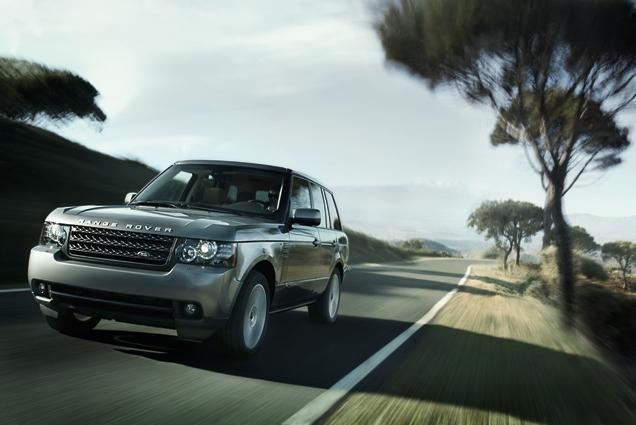 """Naujos kartos """"Range Rover"""" – prabangesnis ir lengvesnis"""