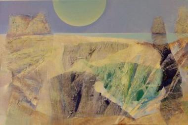 Lietuvos menininkė savo kūrinius pristatys Airijoje