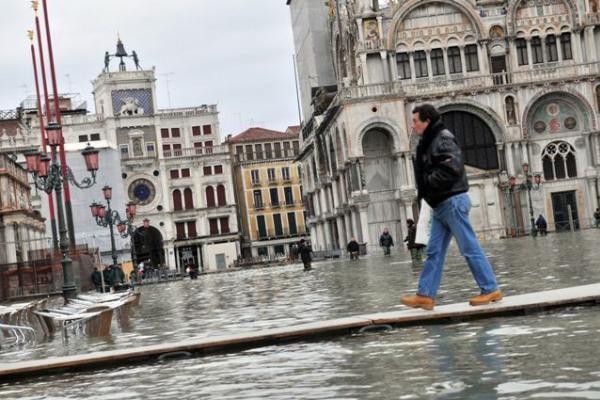 Europos ateitis priklauso nuo miestų prisitaikymo klimato kaitai