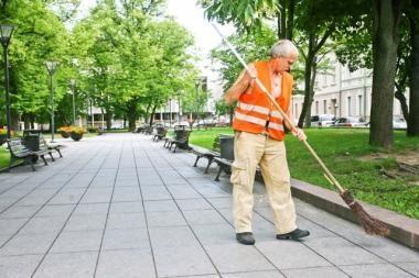 Pažeidėjai negalės atsisakyti viešųjų darbų