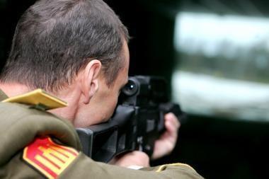 Karo akademijos kariūnams nustatytas kiaulių gripas (papildyta)