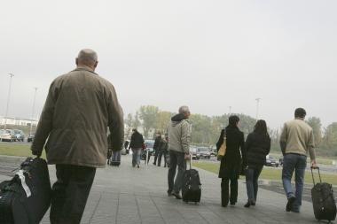 Lietuvos gyventojų pernai sumažėjo tiek, kiek gyvena Šilutėje