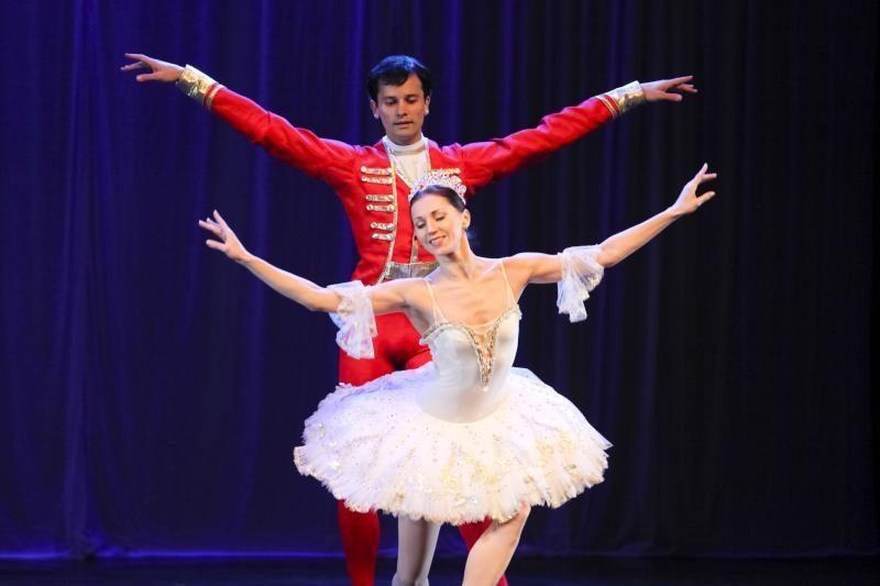 N.Juškos mokinius baleto paslapčių mokys N.Ciskaridzė