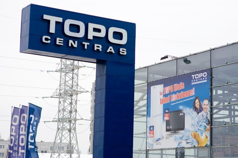 """""""Topo centro"""" akcininkų nesutarimai pagimdė naują prekybos tinklą"""