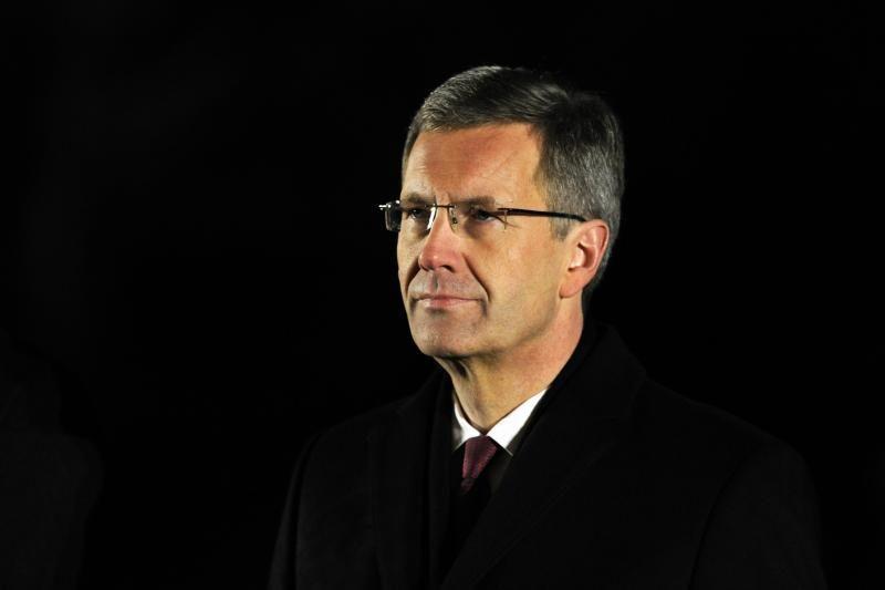 Buvusiam Vokietijos prezidentui Ch. Wulffui pateikti kaltinimai