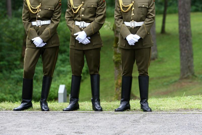 Per trejus metus eilinių skaičius kariuomenėje išaugo beveik 10 proc.