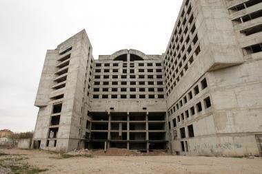 Savivaldybės pastato konkursas žlugo?