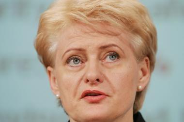 Eurokomisarė politikus ragina veikti kartu