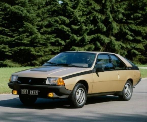 """""""Renault Fuego Turbodiesel"""" švenčia 30 metų jubiliejų"""
