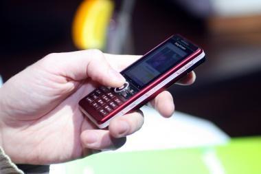 Informaciją telefonu 118 – jau ir SMS žinutėmis