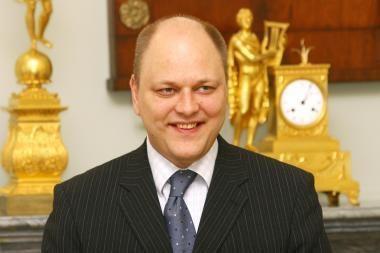 V.Baliukonis bandys grįžti į diplomatinę tarnybą