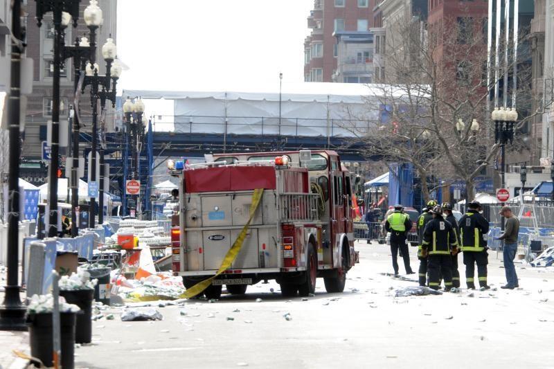 A. Butkevičius: Bostone įvykdytas išpuolis prieš žmogiškumą