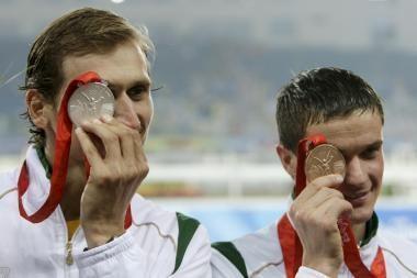 Vilniaus rotušėje bus pagerbti sostinės olimpiečiai