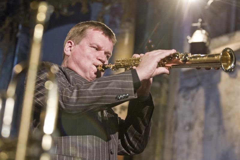 Uostamiestis alsuoja džiazo festivalio ritmu