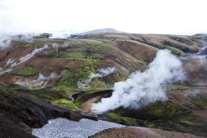 Moteris dalyvavo savo pačios paieškose Islandijoje