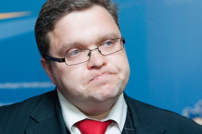 V.Vasiliauskas: fizinių asmenų bankroto įstatymas skolinimosi nebrangs