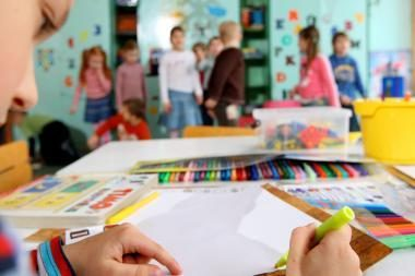 Vaikų darželiai brangsta 33 litais per mėnesį
