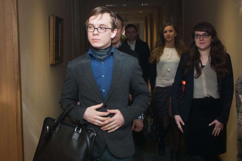 Lietuvos studentų sąjunga rinks naują prezidentą