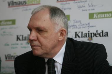 V.Telyčėnas: dėl įvykių Garliavoje policija elgėsi teisingai