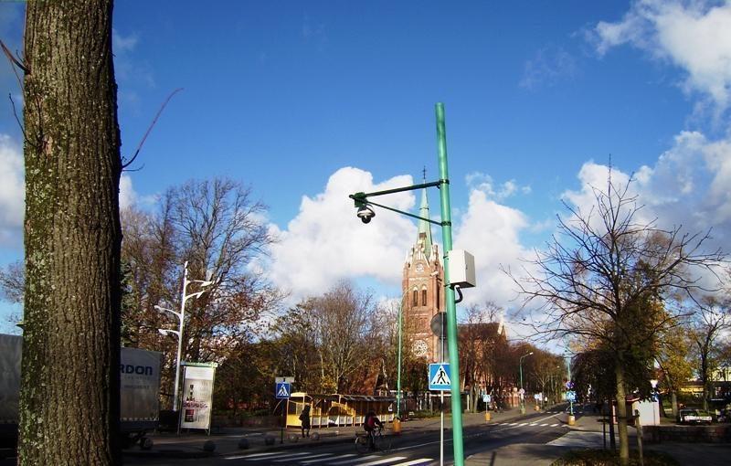Saugumui Palangos gatvėse užtikrinti – stebėjimo kameros