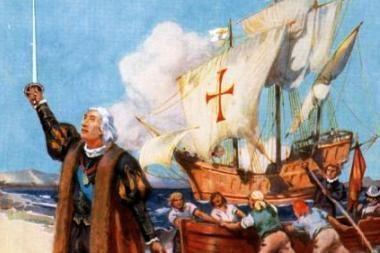 Sifilį Europai dovanojo Kolumbas