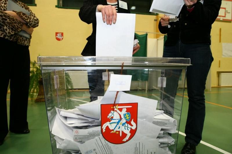 Biržuose balsuojant Seimo rinkimuose galėjo būti klastojami parašai