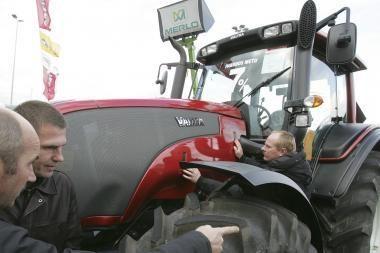 """Paroda """"Agrobalt"""" Vilniuje: pristatytas pirmasis Lietuvoje ūkininkų turgus internete"""