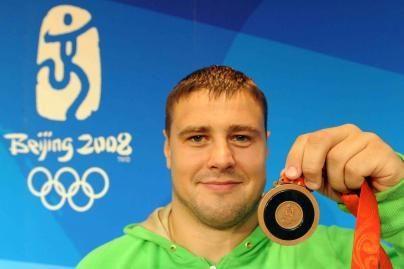 Imtynininkas pirmasis Lietuvai iškovojo medalį