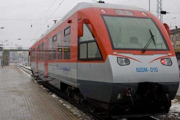 """""""Lietuvos geležinkeliai"""" dėlioja naujus traukinių maršrutus"""