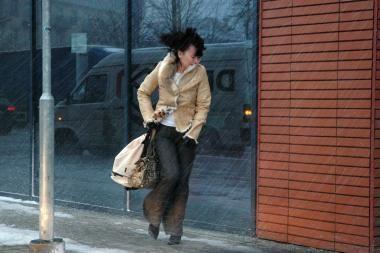 Lietuviai ruošiasi finansinei žiemai